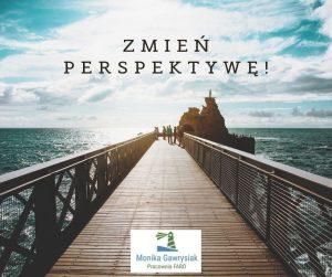 monika gawrysiak zmień perspektywę 1 300x251 - Jak zmieniać swoje przekonania?