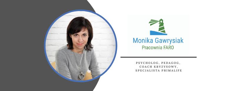 monika gawrysiak baner png - Psychologia pracy
