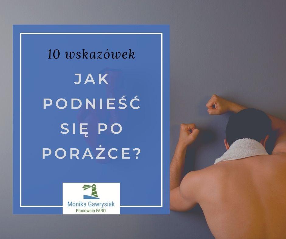 Jak podniesc sie poporazce monikagawrysiak.pl  - Dlaczego warto przyglądać się swoim nawykom?