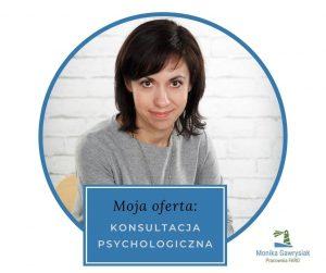 Konsultacja psychologiczna Monika Gawrysiak psycholog 300x251 - Jak zaakceptować swoje emocje?