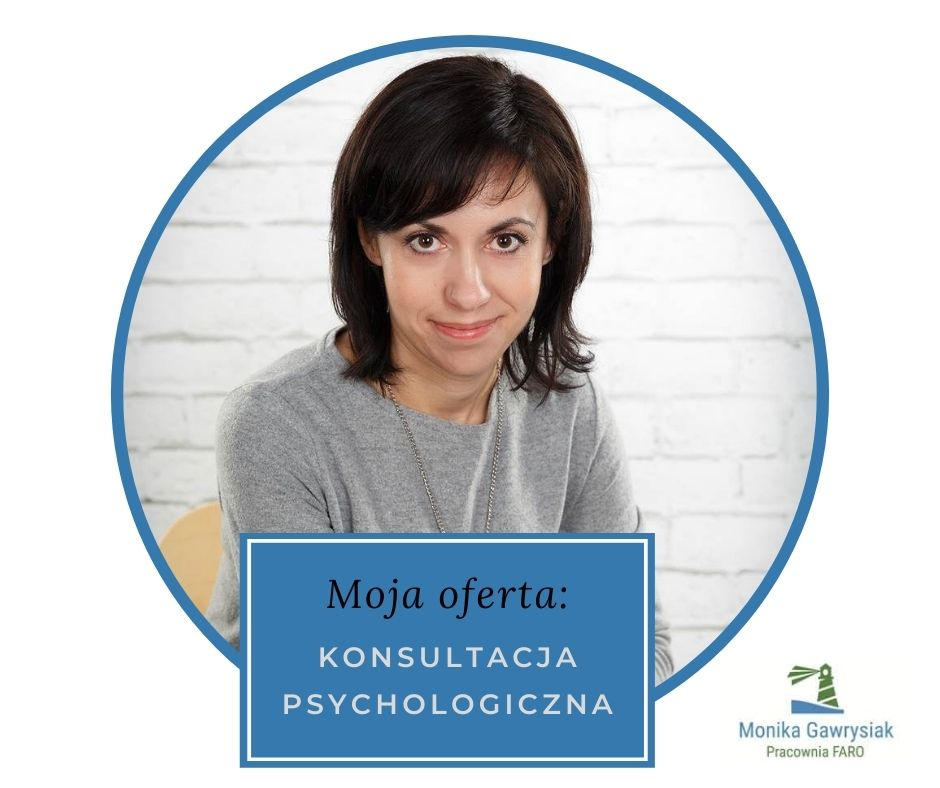Konsultacja psychologiczna Monika Gawrysiak psycholog - Poznaj nasze sprawdzone sposoby naodpoczynek!