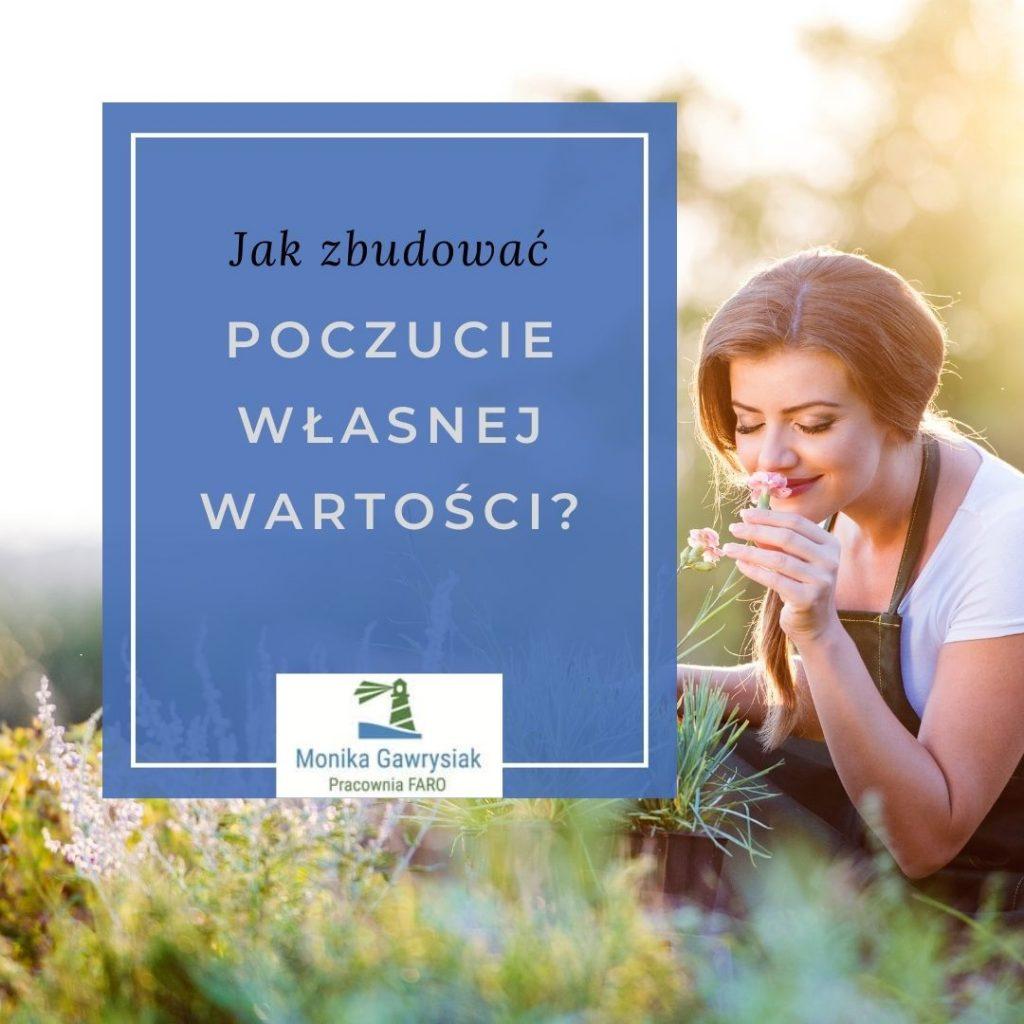 Jak zbudowac poczucie wlasnej wartosci pycholog Monika Gawrysiak 1024x1024 - Czypotrafisz dostrzec swoje błędy wmyśleniu?